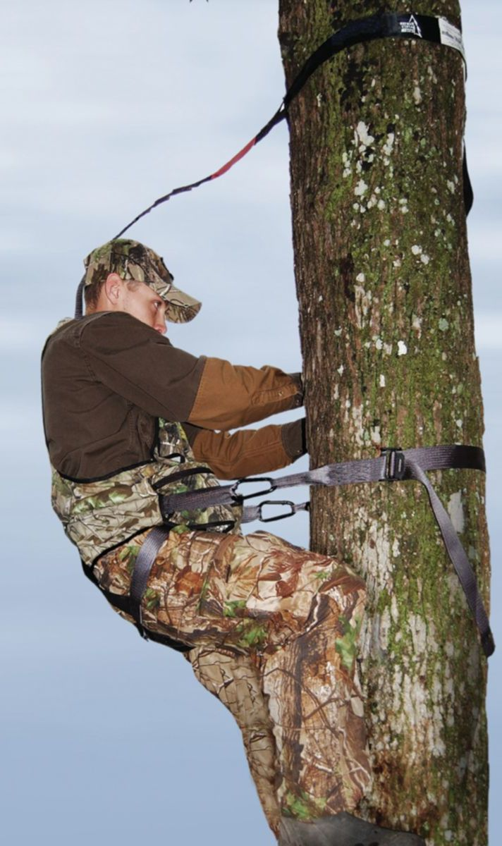 Hunter Safety System® Lineman's Climbing Strap