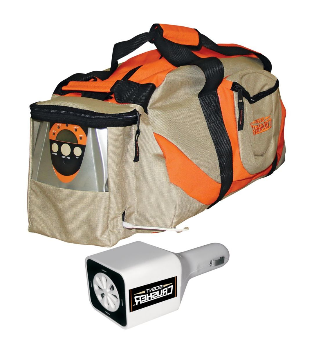 Scent Crusher Ozone Gear Bag with Free Ozone On-The-Go