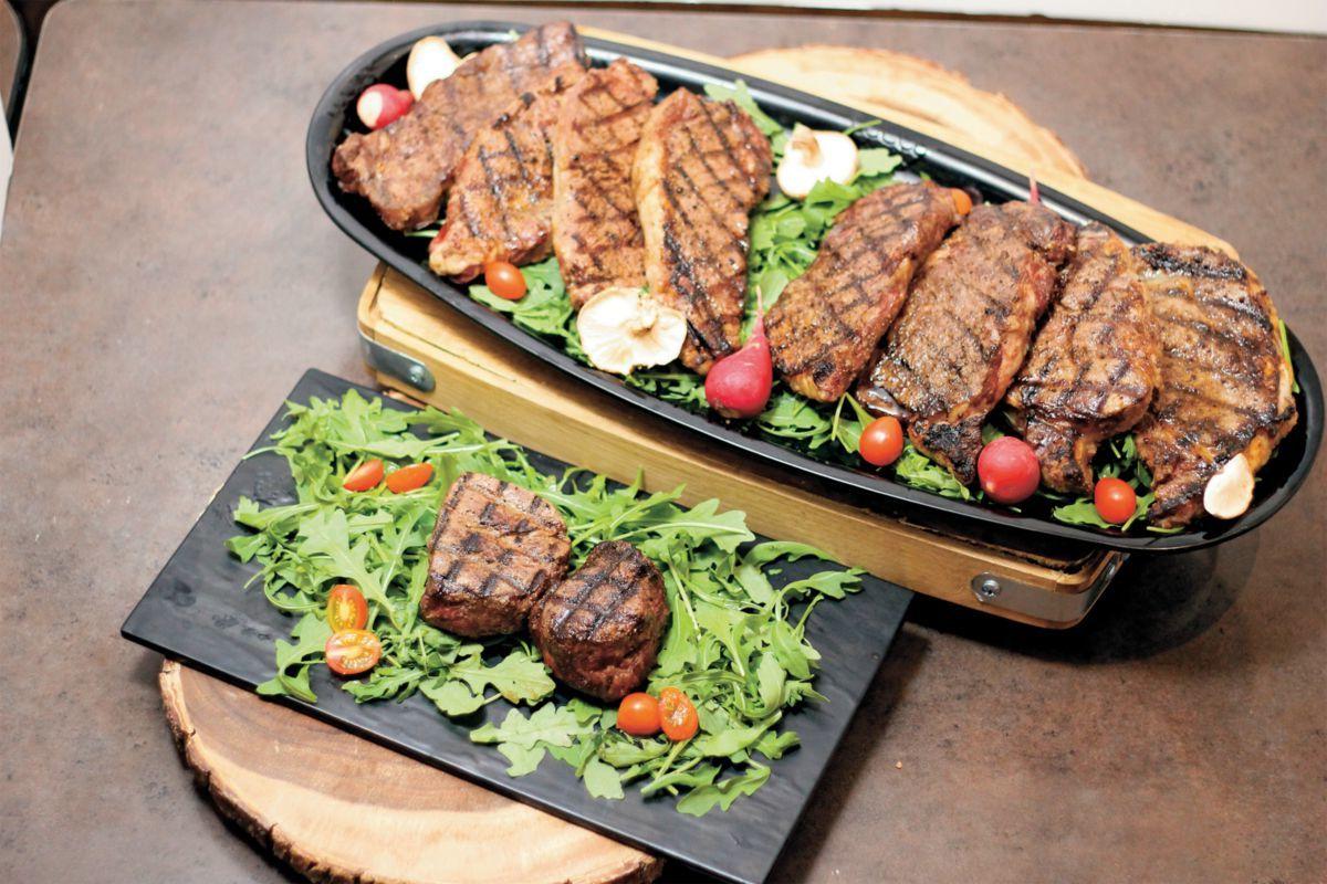 Nebraska Star Beef Steaks All-Natural Angus Beef Petite Cut™ – Package 3