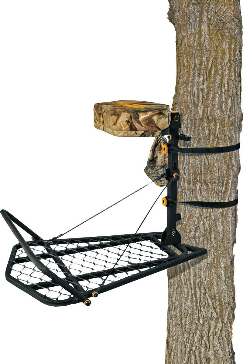 Muddy® The Outfitter Hang-On Tree Stand