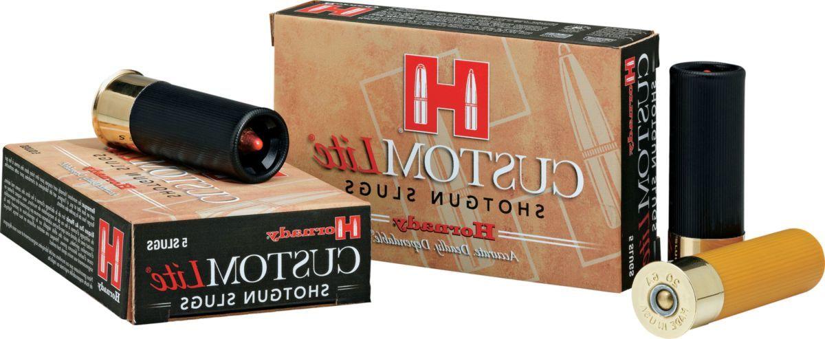 Hornady® Custom Lite Slugs