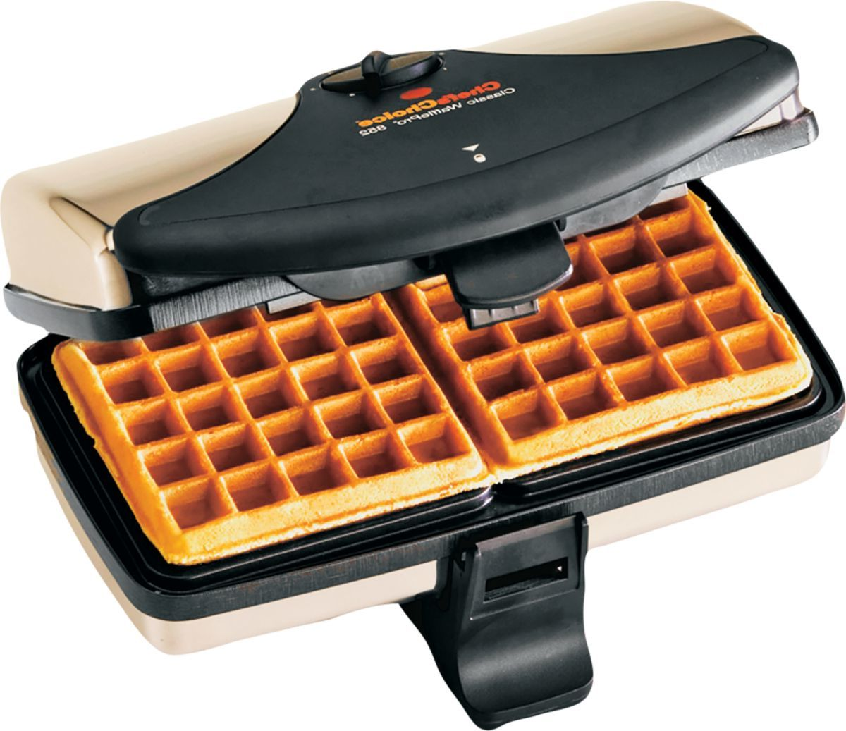 Chef's Choice® Two-Square Waffle Maker