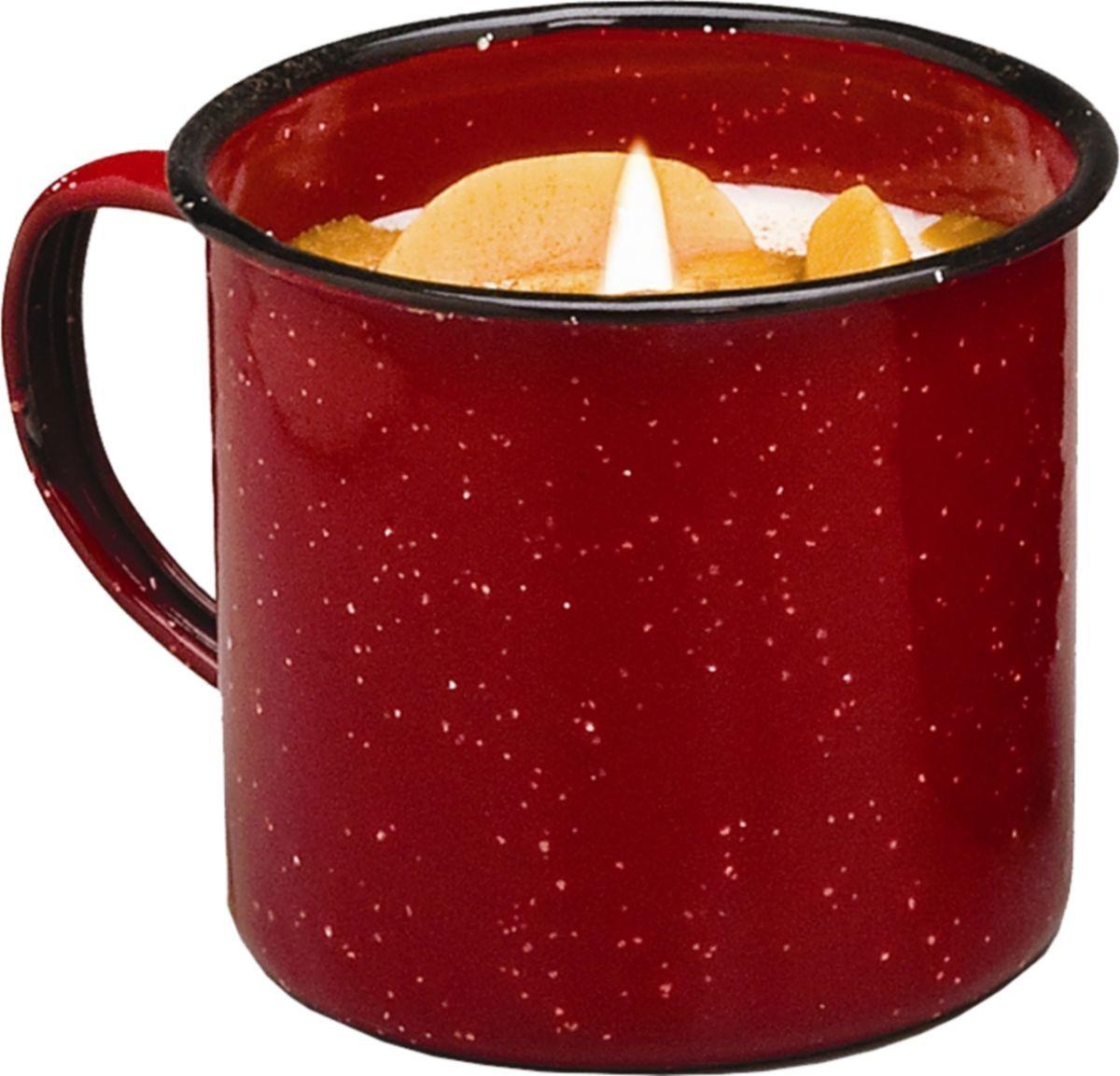Swan Creek Candle Co.® Vintage Enamelware Mug Candles
