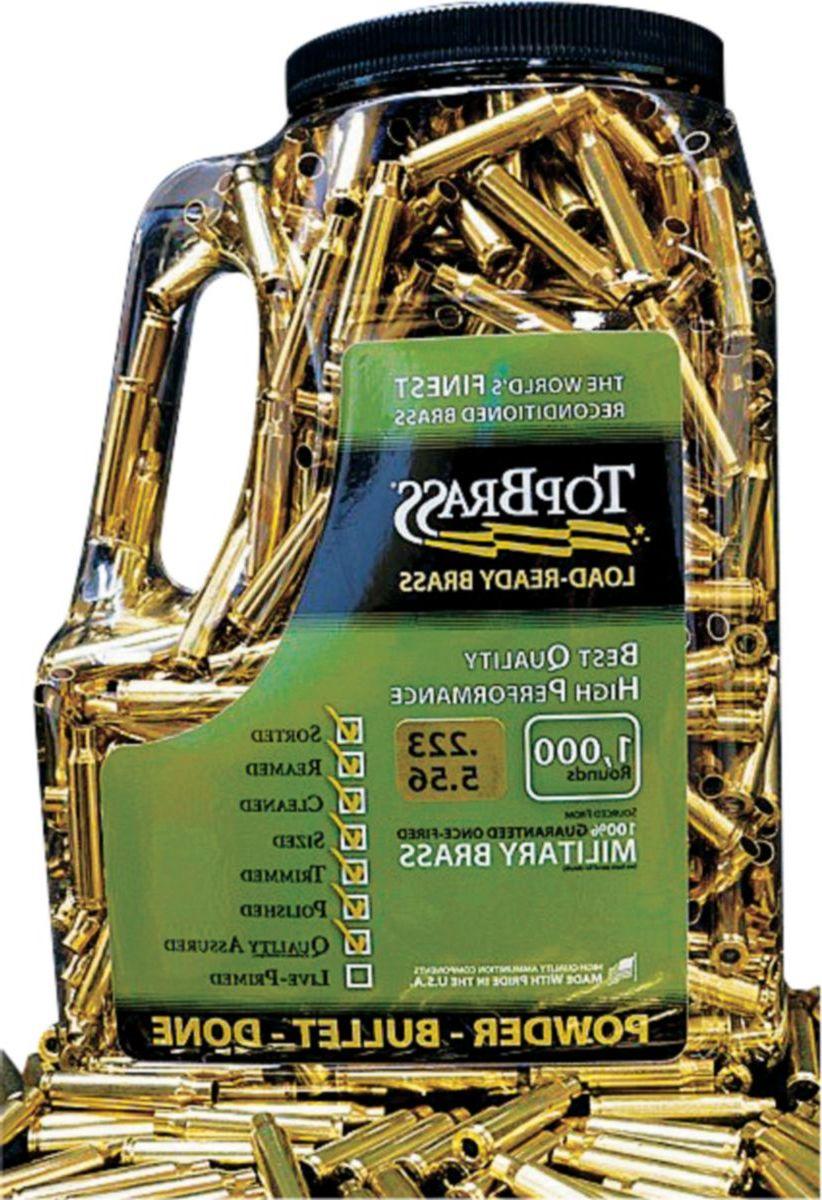 Top Brass Carton-Bulk Brass