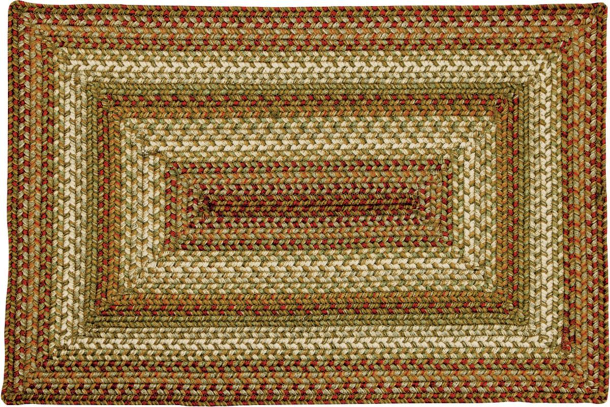 Homespice Décor Winter Wheat Rug
