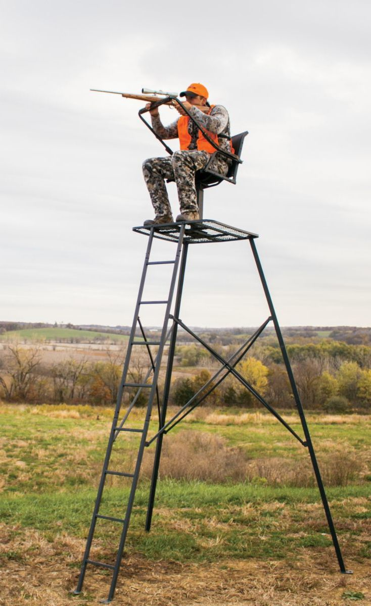 Big Game Treestands The Defender Tripod Stand