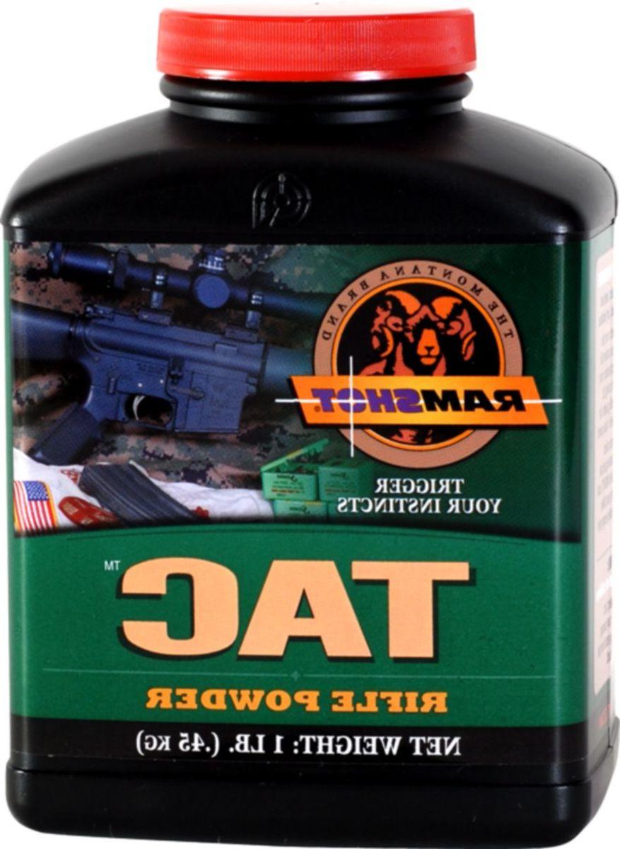 Ramshot Smokeless Powder