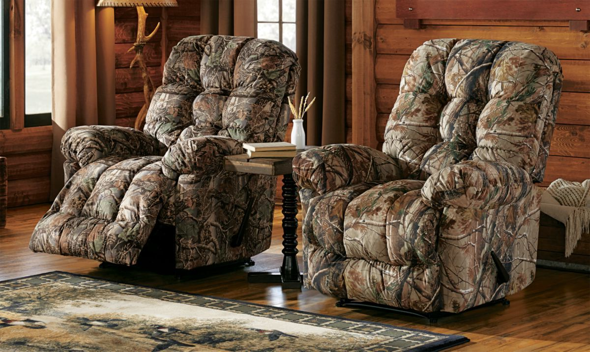 Best Home Furnishings Outdoorsman Max Recliner