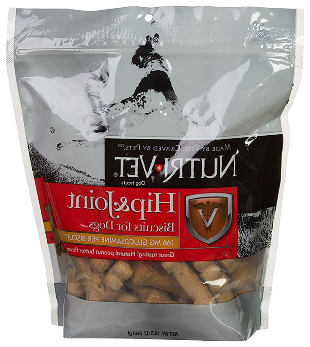 Nutri-Vet® Hip & Joint Dog Biscuits