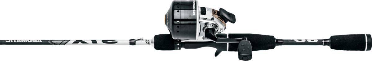 Abu Garcia® Abumatic™ STX Spincast Combo