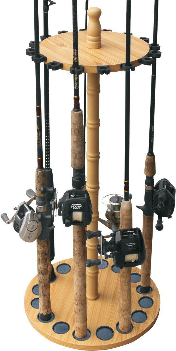 Rush Creek 16 Rod Round Rack
