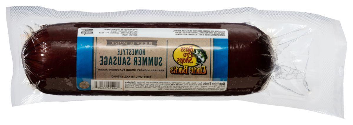 Bass Pro Shops® Uncle Buck's® Summer Sausage