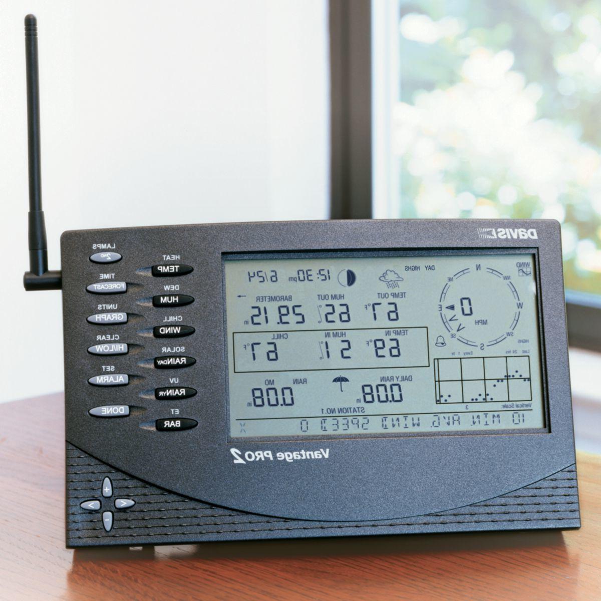 Davis Wireless Vantage Pro 2™ Weather Station