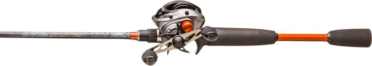 Quantum® Bill Dance Special Edition Baitcast Rod and Reel Combo