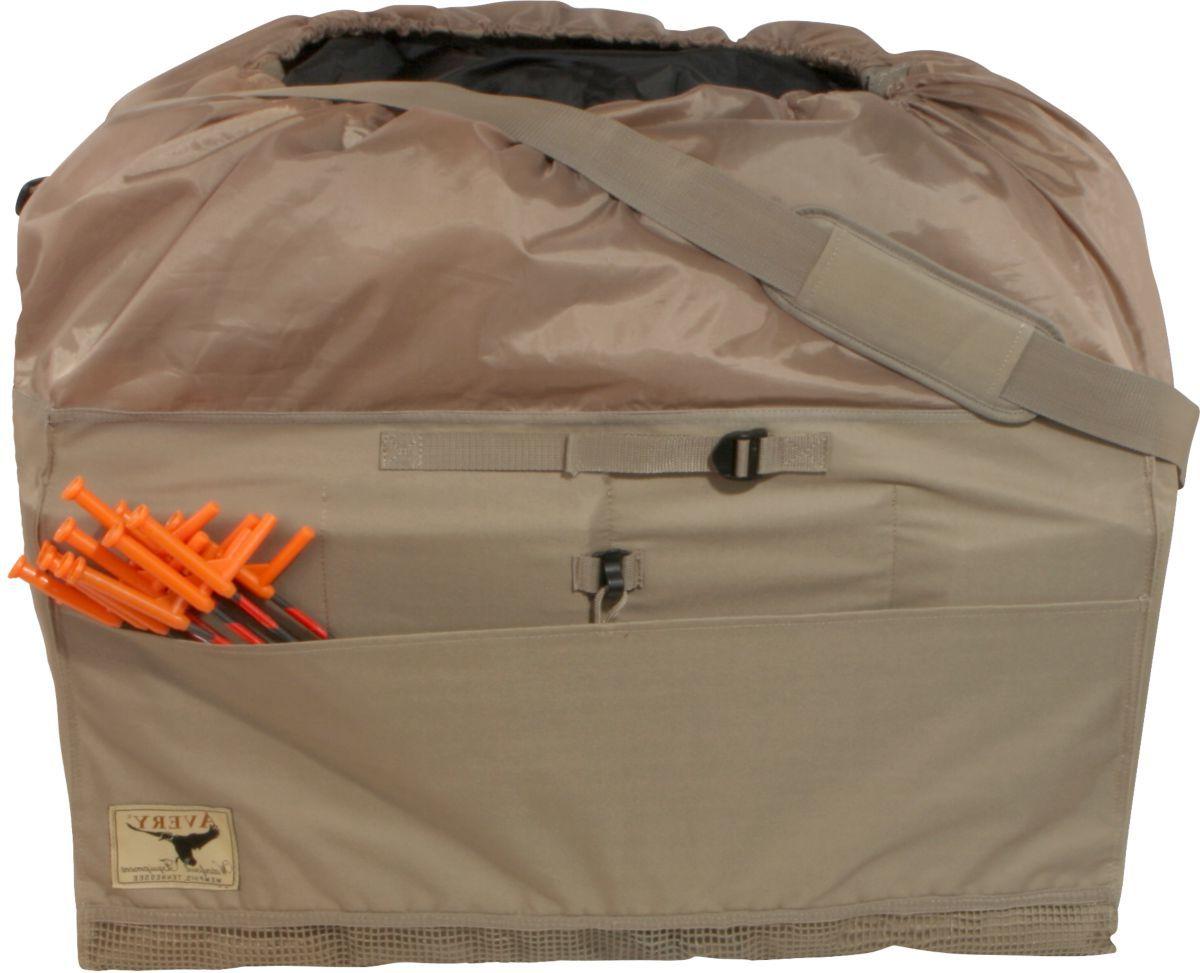 Avery® 12-Slot Mid-Size Full-Body Goose Bag