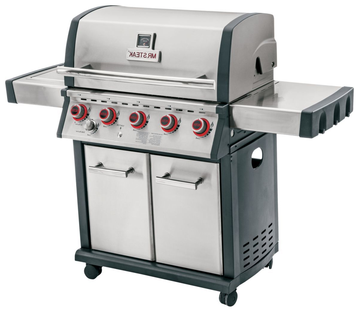 Mr. Steak Propane Grills