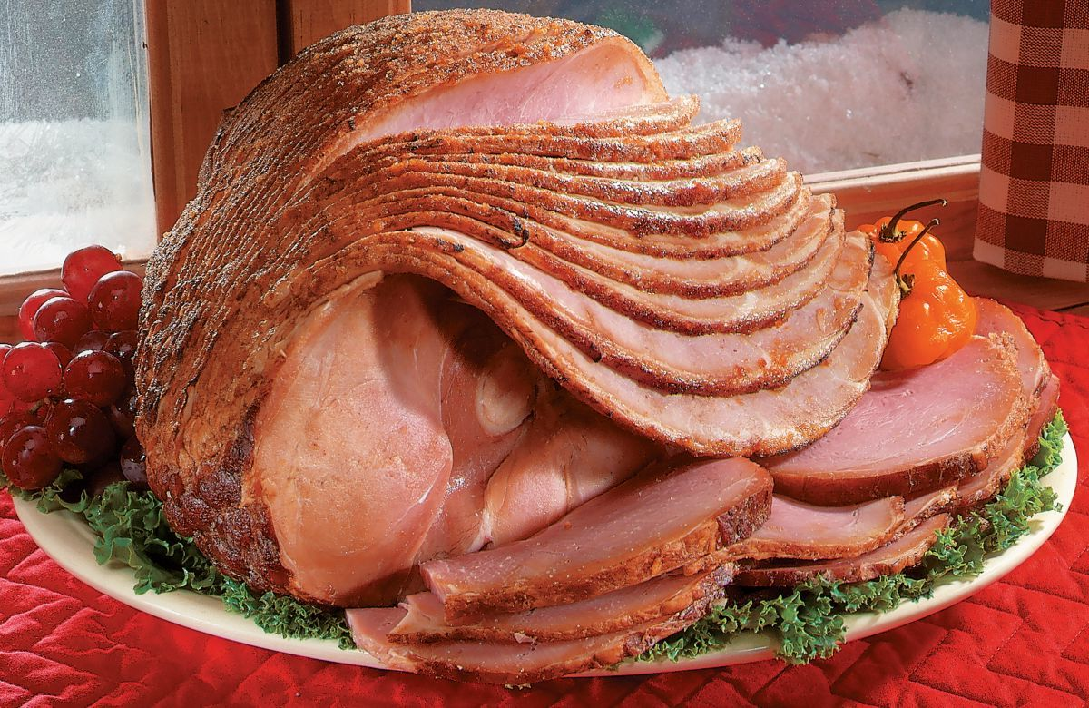 Cabela's Hickory-Baked® Honey-Glazed Hams