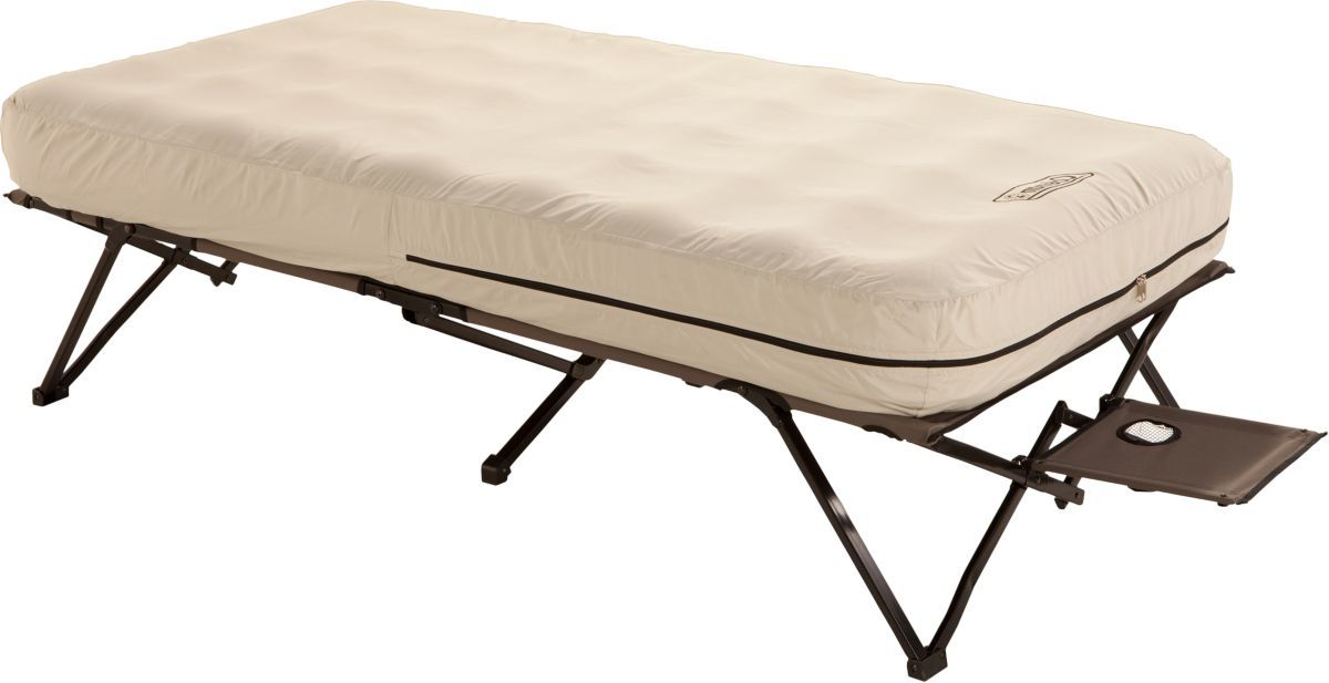 Coleman® Cot with Air Bed – Twin