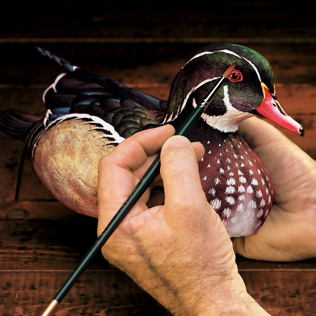 Cabela's Deluxe Hand-Painted Decoys