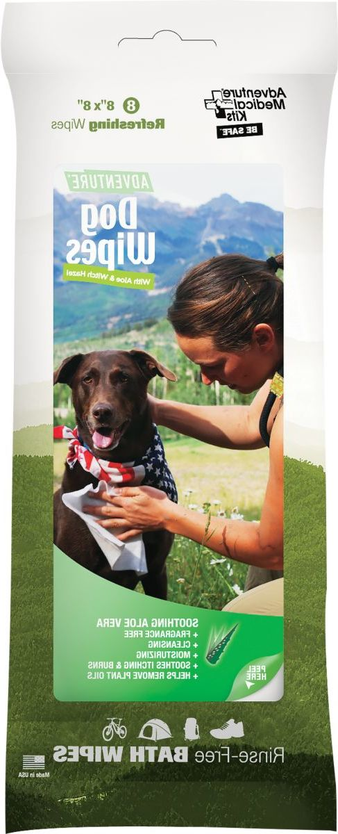Adventure® Medical Kits Adventure Dog Wipes