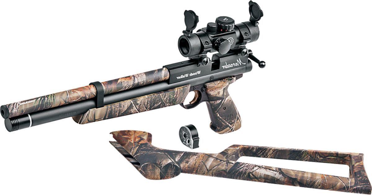 Benjamin® Marauder Woods Walker™ PCP .22 Cal. Air Pistol