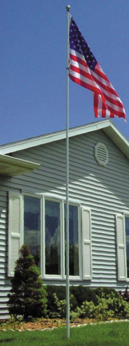 Annin Villager III Fiberglass Flagpole
