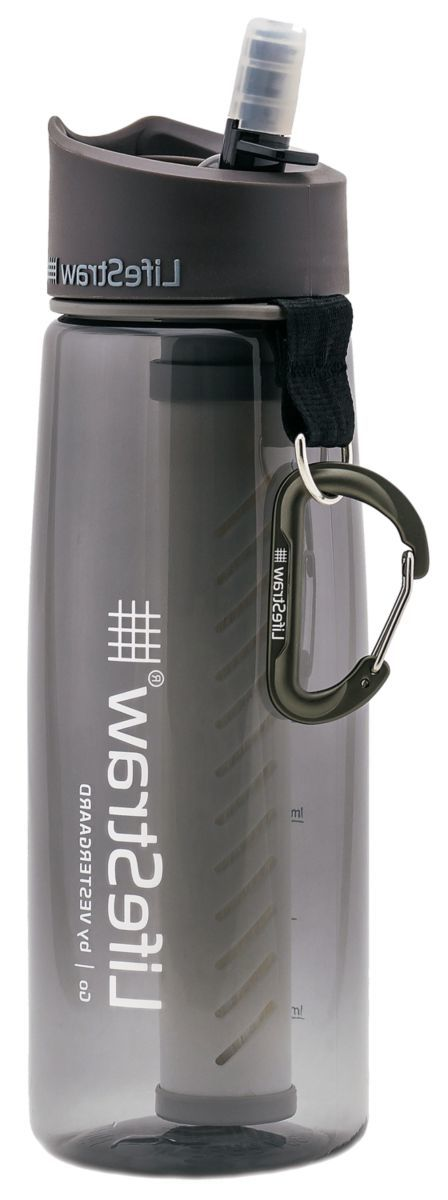 LifeStraw® Go Two-Stage Water-Filtration Bottle