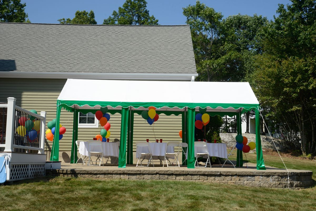 ShelterLogic® 10' x 20' Party Tent