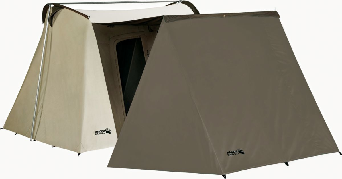 Kodiak® Canvas Wing Vestibule for Flex-Bow Tent