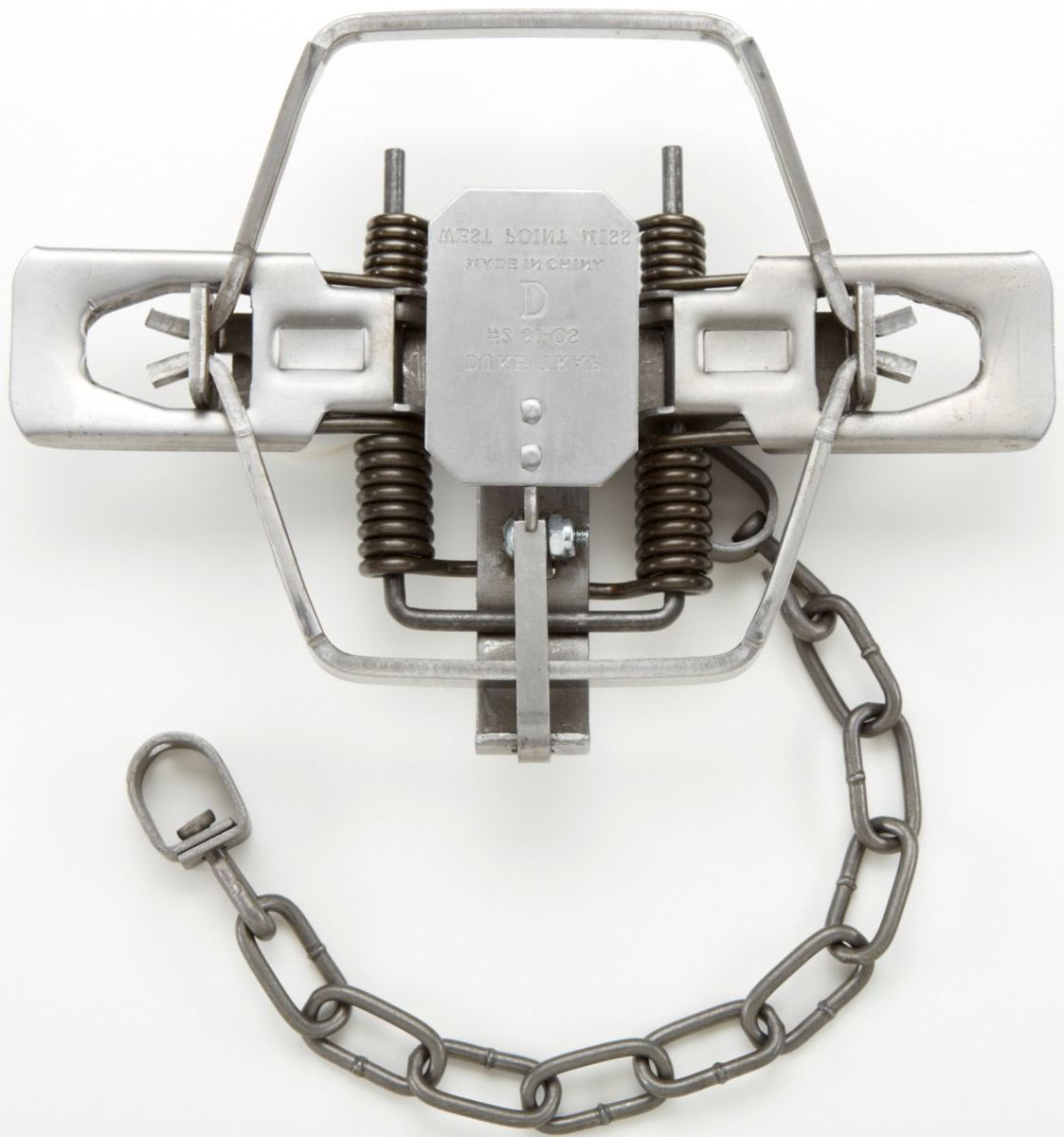 Duke #2 Square-Jaw Traps – 12-Pack