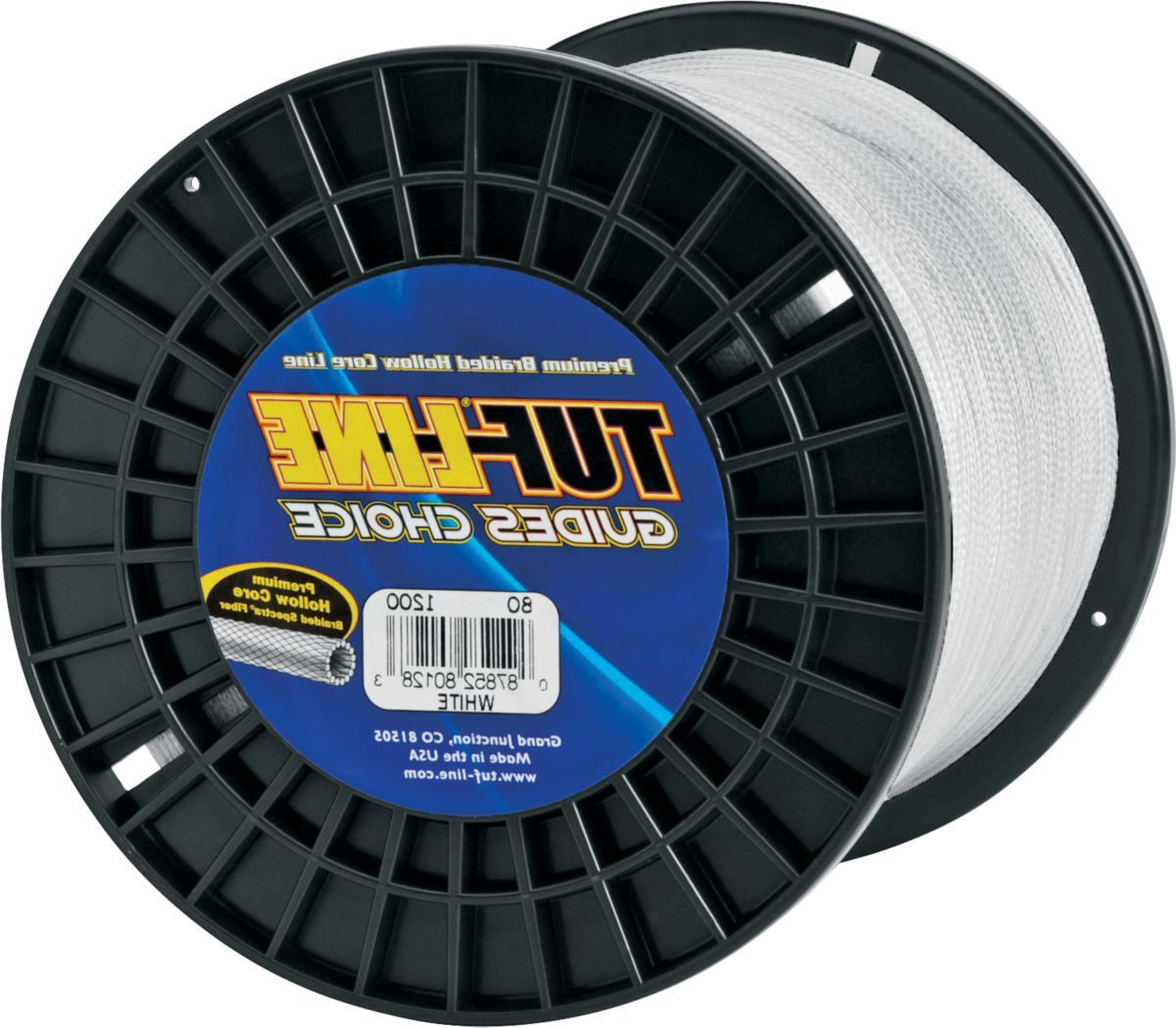 Tuf-Line Guide's Choice Hollow Core Braid Bulk Spools