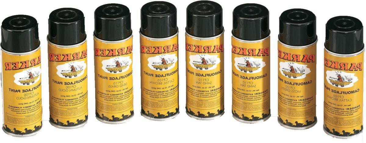 Parker Coatings Single Camouflage Spray Paint