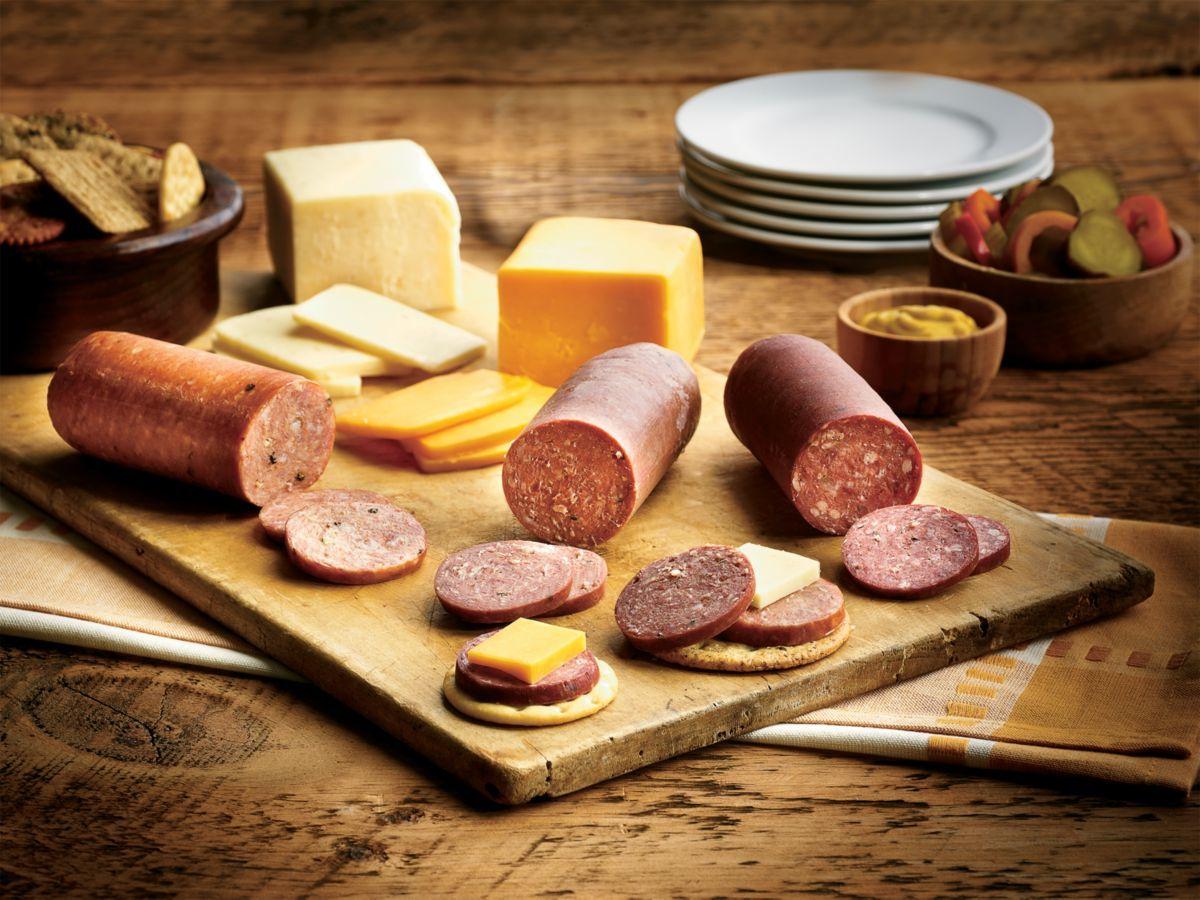 Cabela's Smoked Sausage Variety Pack