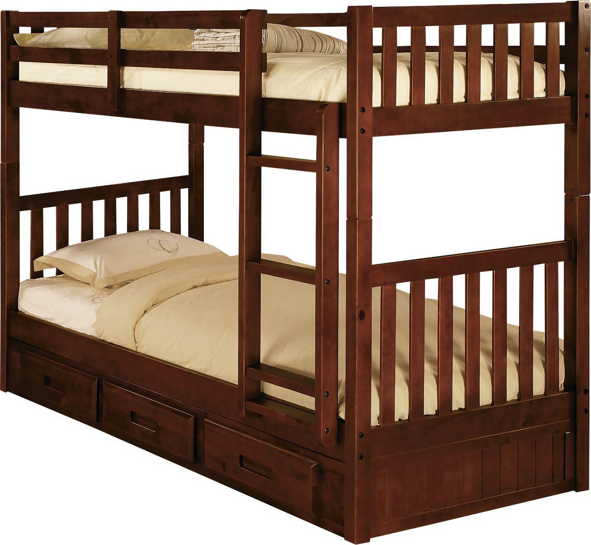 American Furniture Classics Twin/Twin Bunk Bed