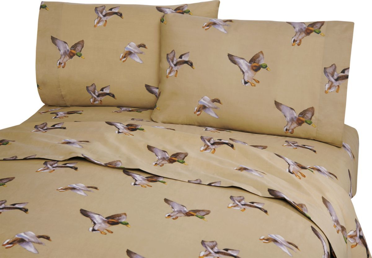 Kimlor Mills Duck Approach Sheet Set