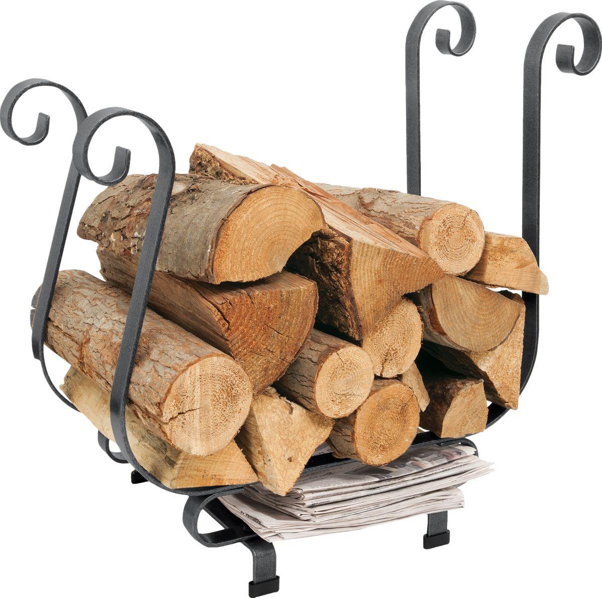Enclume Designs Hearth Log Rack