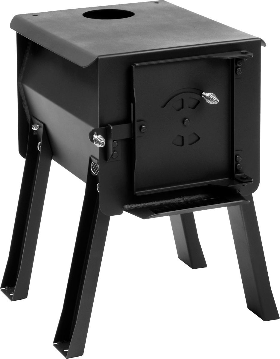 England's Stove Works Survivor Black Bear Camp Stove