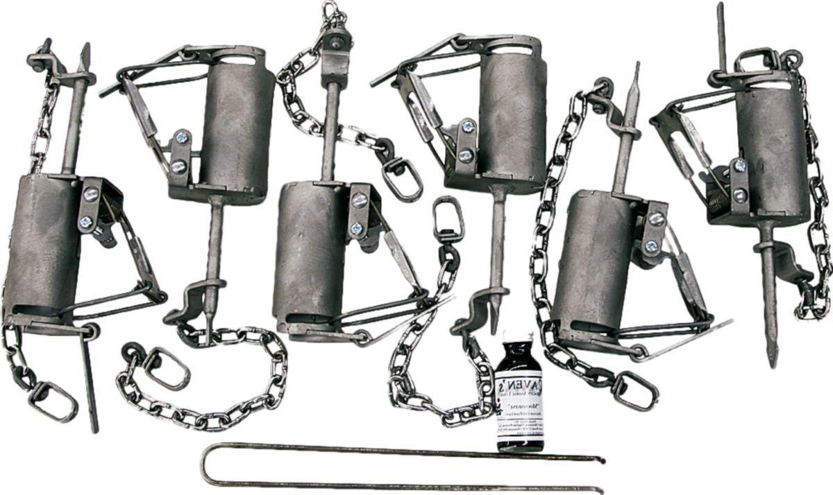 Minnesota Trapline Products Bridger T3 Coon Starter Pack