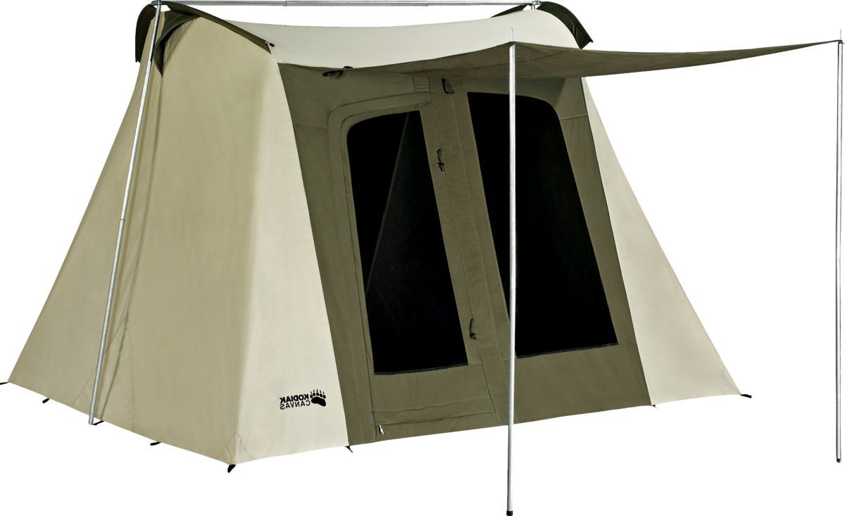 Kodiak® Canvas Deluxe Flex Bow 10' x 10' Tent