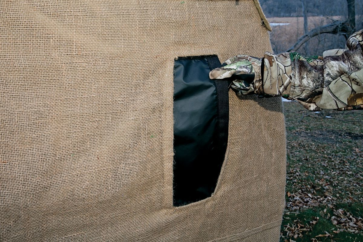 Muddy® The Bale Blind