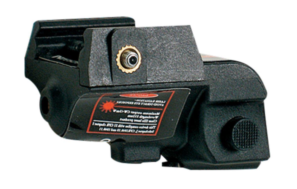 XTS Subcompact Green Pistol Laser