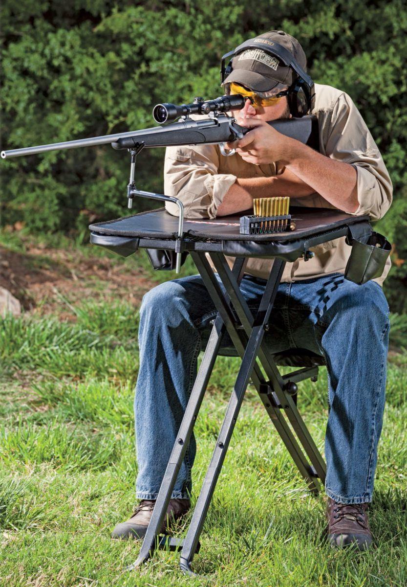 RangeMaxx® Shooting Bench Table