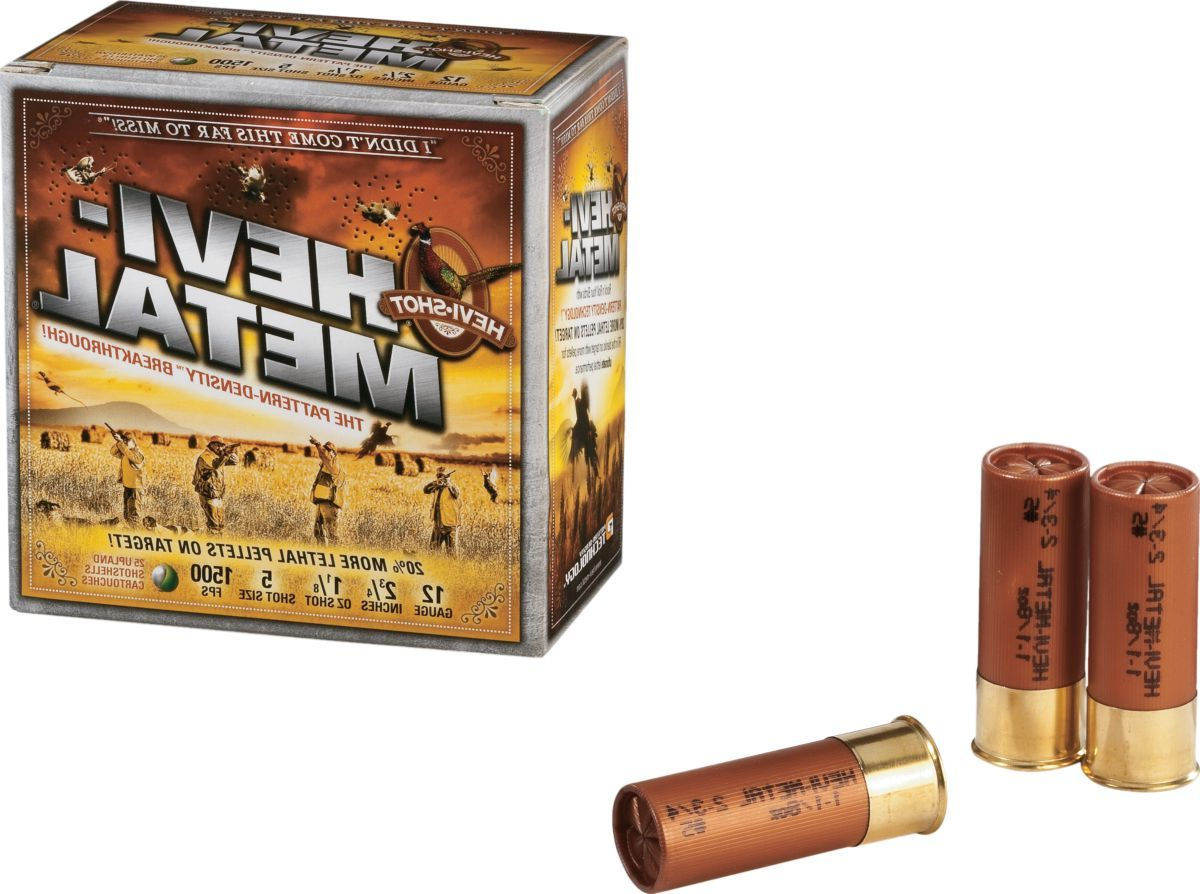 Hevi-Shot® Hevi-Metal® Pheasant Loads – Per Box