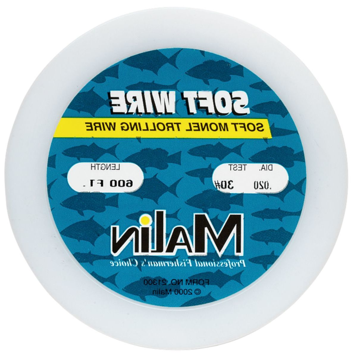 Malin PFC Soft Monel Trolling Wire