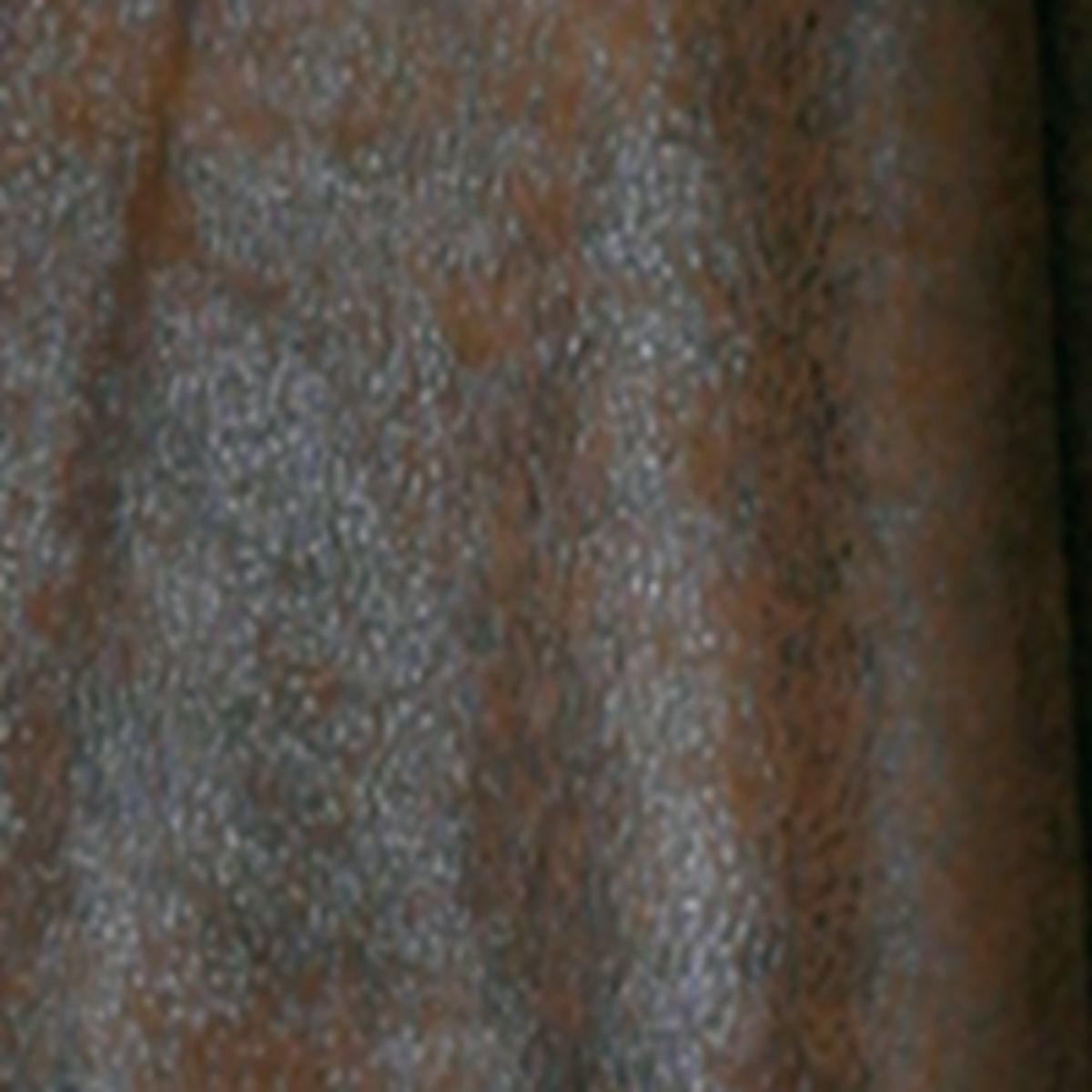 Carstens Faux Leather Throw