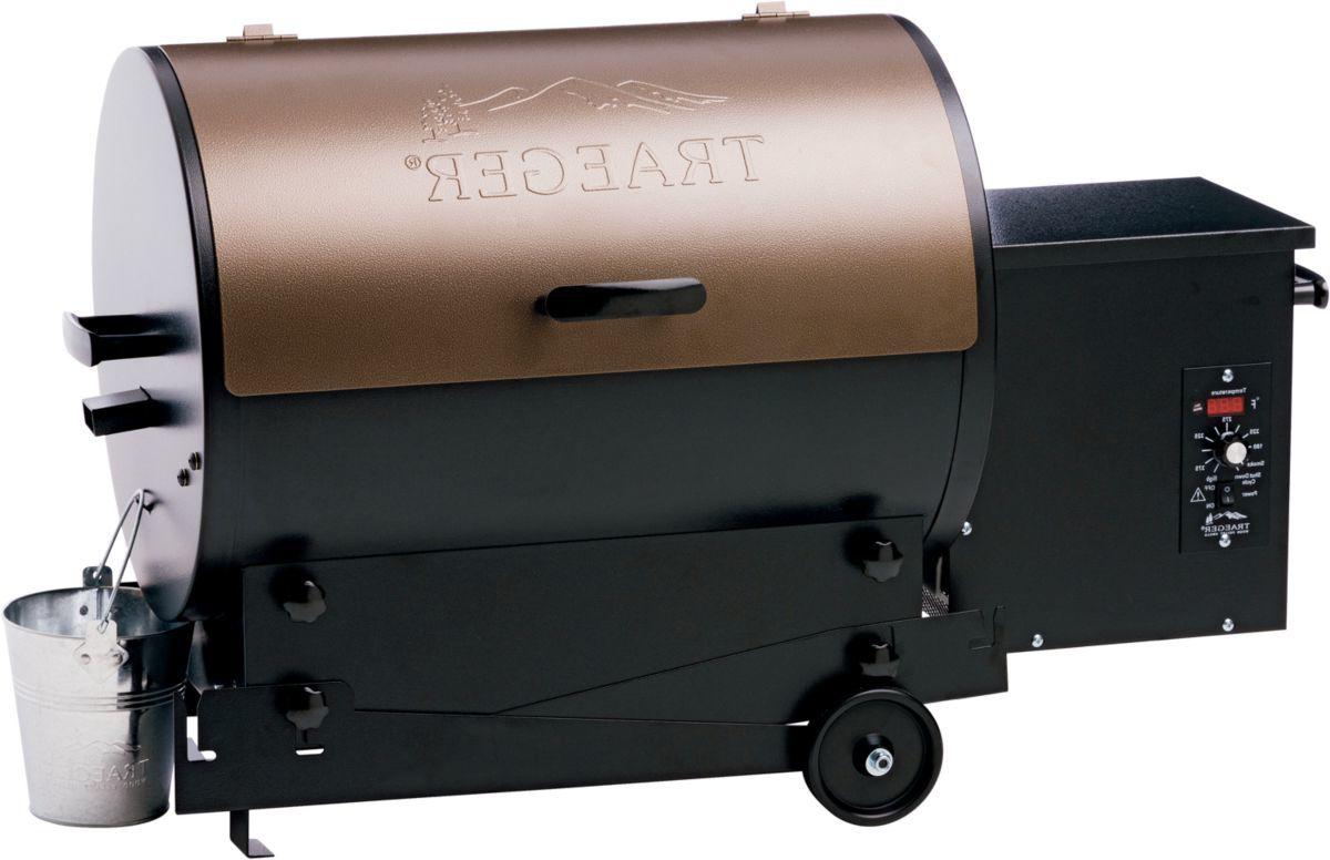Traeger® Tailgater 20 Pellet Grill – Bronze