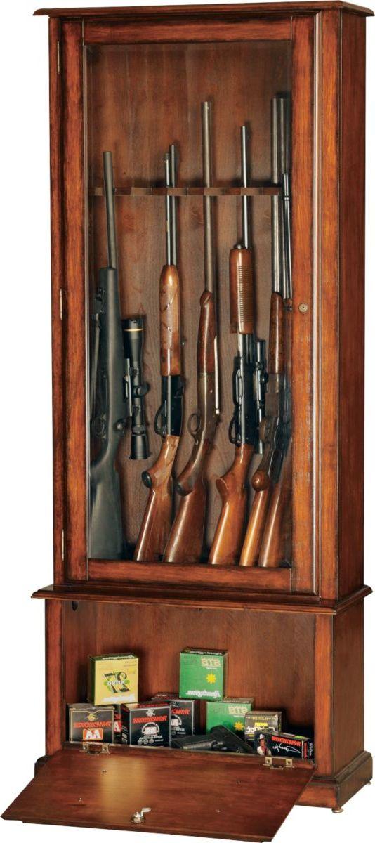 American Furniture Classics Classic 8–Gun Cabinet
