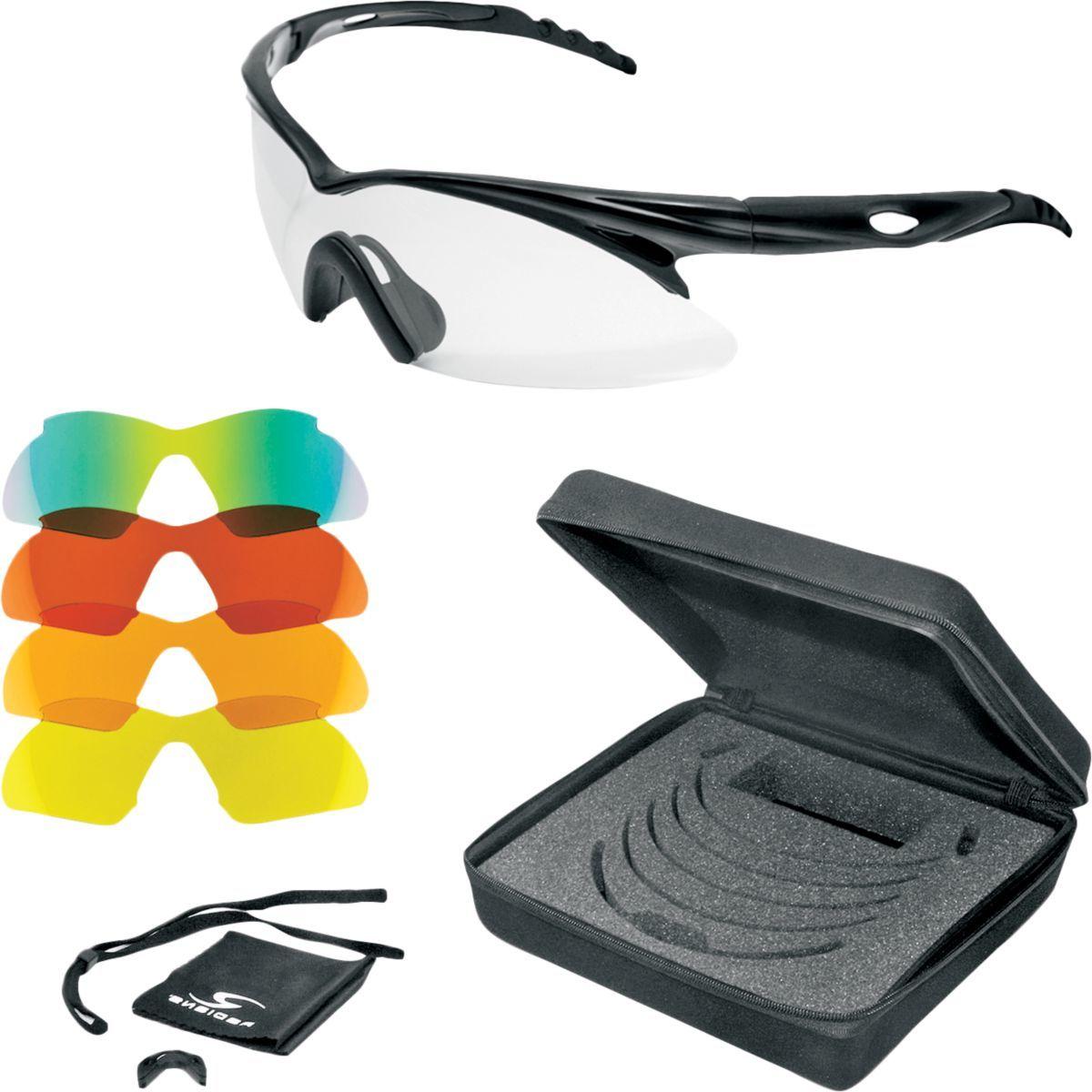 Radians Shift Shooting Glasses with Lens Kit