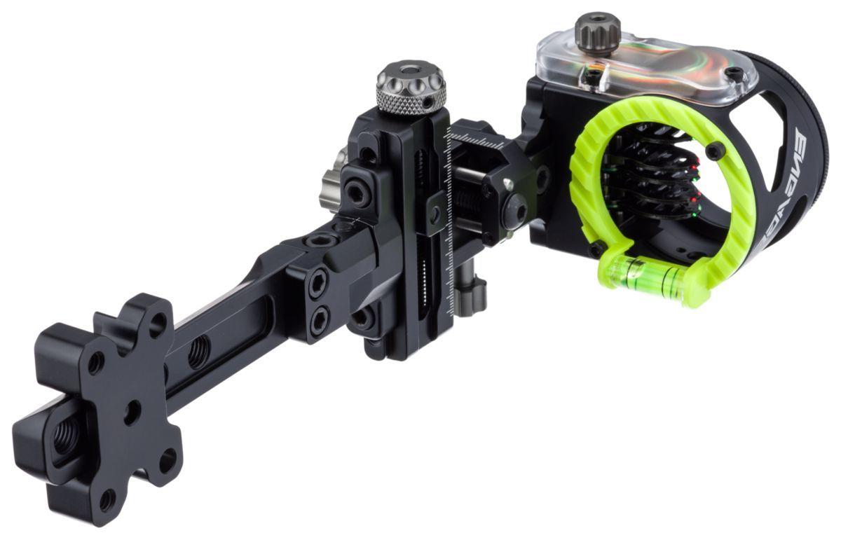 Custom Bow Equipment Engage Micro 5-Pin Bow Sight