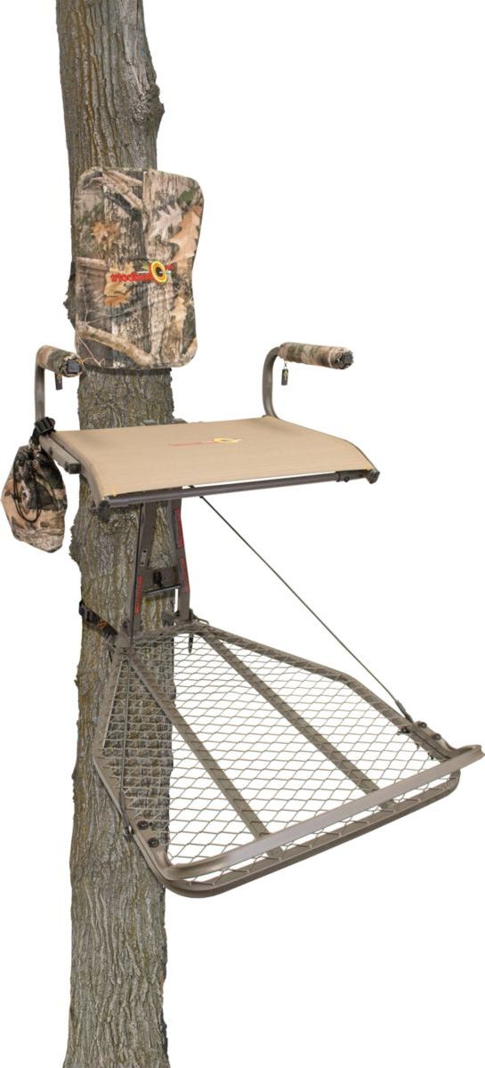 API Outdoors® Voyager Extreme Hang-On Treestand